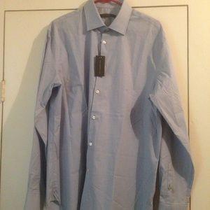 ** NWT JOHN VARVATOS USA Men's Button Front Shirt